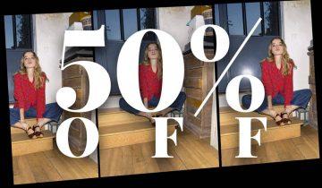 Saldi Leon and Harper, 50% di sconto!