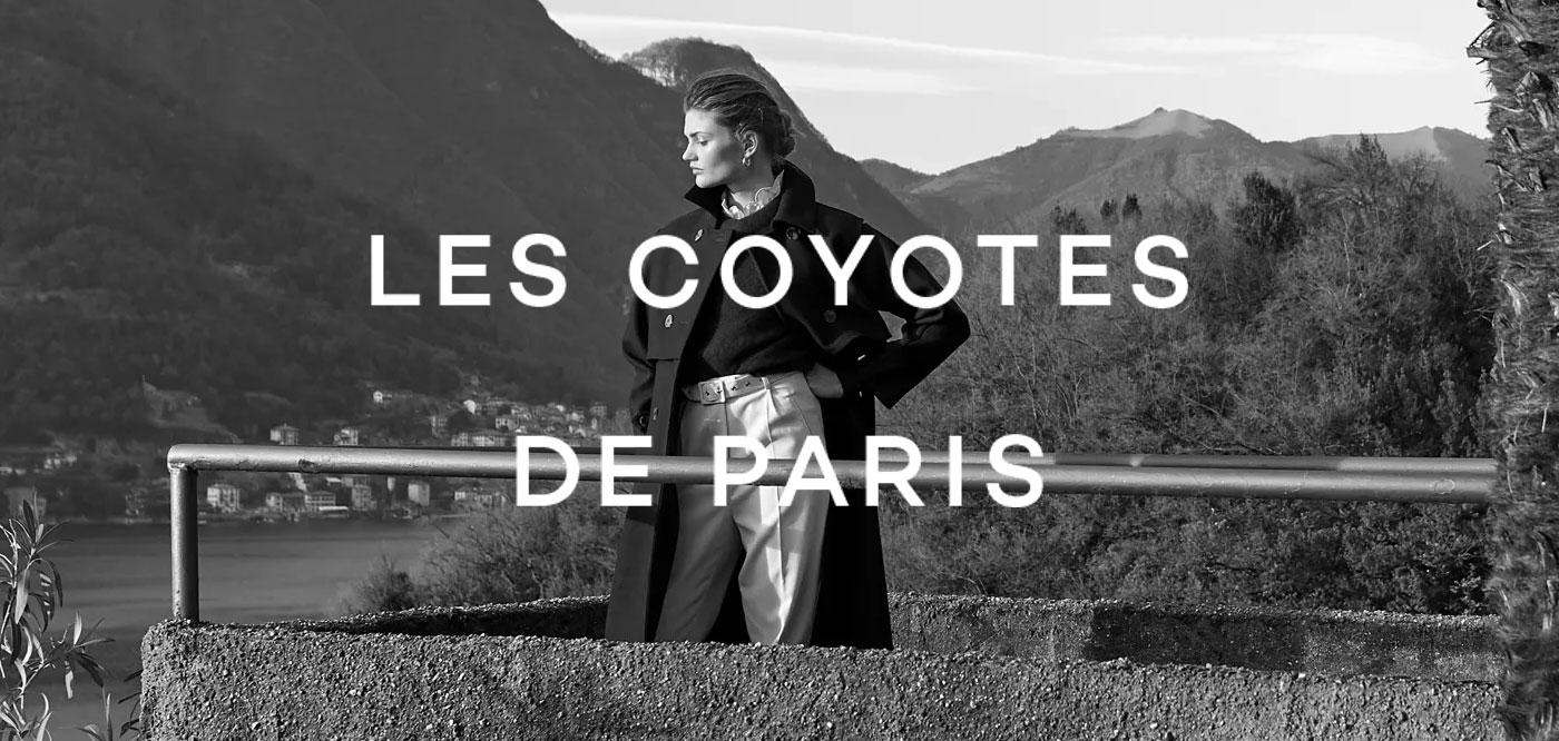 Les Coyotes de Paris arriva a Forli